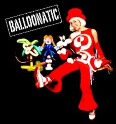 Balloonatic - Walkabout Balloon Modeller Entertainers