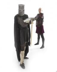 Knight Electric Cabaret - Human statues - Living Statues - Entertainers