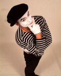 Mime Electric Cabaret - Human statues - Living Statues - Entertainers