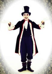 Mad Hatter Electric Cabaret - Human statues - Living Statues - Entertainers