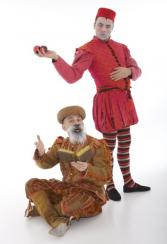 Shakespeare Electric Cabaret - Human statues - Living Statues - Entertainers