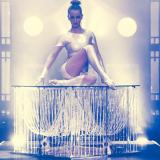 Contortion Chandelier - Exquisite acrobatic skills dripping in diamonds cabaret