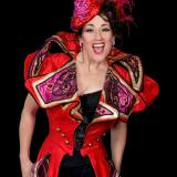 Romany - Diva of Magic - Walkabout and Cabaret Entertainer