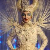 Bolli's Ice Queen - Human Statue Entertainer