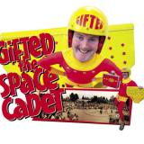 Bread's Gifted the Space Cadet - Comedy Street Show