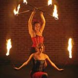 Flame Fatale - Fire Dance Entertainers Circus Performers