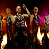 flame oz - Fire Show - Cabaret Circus Entertainers