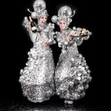 Glitter Belles - Stilt walkers - Stilt walking entertainers