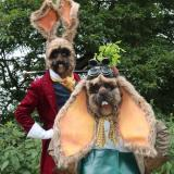 Creature's Hopalong - Bumbling Bunnies - Walkabout Entertainers