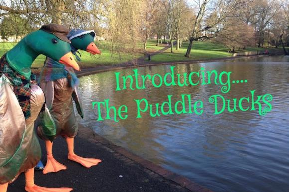 Puddle Ducks - Beatrix Potter Themed Walkabout Entertainers
