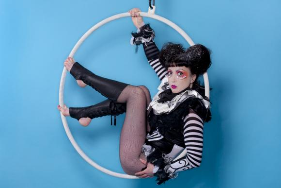 World of Coco - Aerial Hoop - Circus Entertainer - cabaret